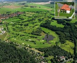 Golfanlage Ullersdorf Luftbild
